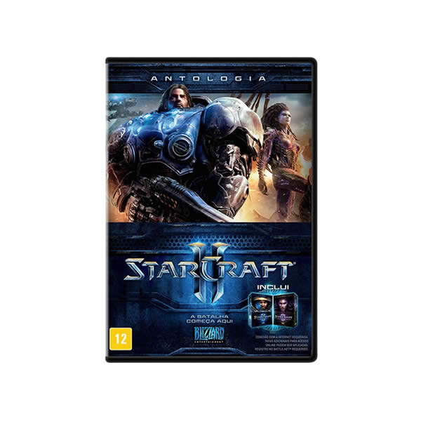 PC - Starcraft II: Antologia