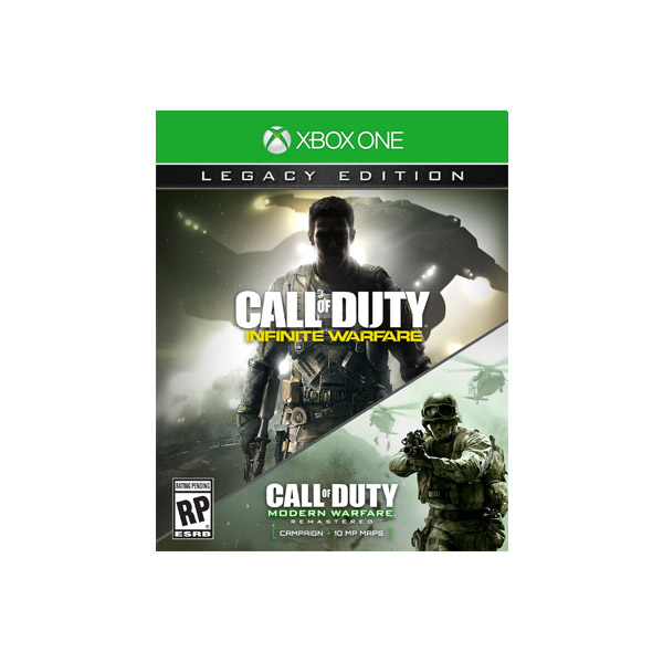 XONE - Call of Duty: Infinity Warfare + Call of Duty 4
