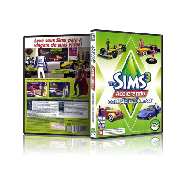PC - THE SIMS 3: ACELERANDO