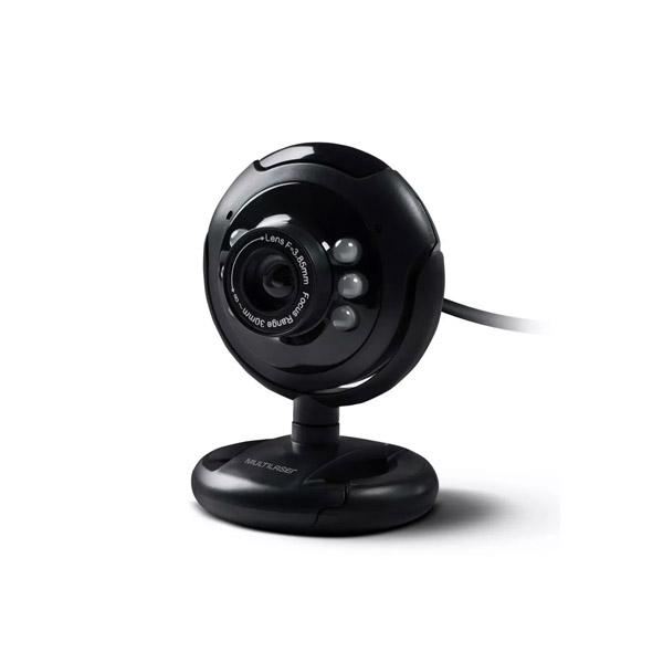 Web Cam Plugeplay Multilaser WC045