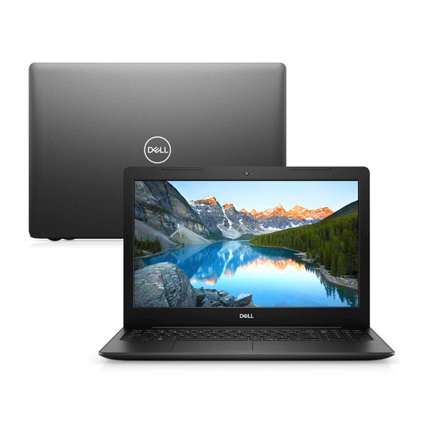 Notebook Dell Inspiron i15-3584-AS50P i3 4GB 256 SSD Win10SL