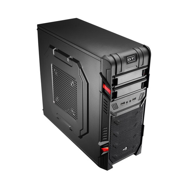 Gabinete Aerocool GT WINDOW BLACK