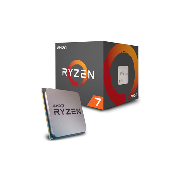 Proc AMD Ryzen 7 1700X (AM4) S/ Cooler