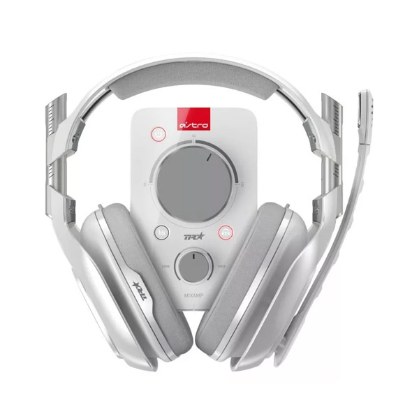Headset Gamer Astro A40 TR + MixAmp Pro TR - Branco 7.1