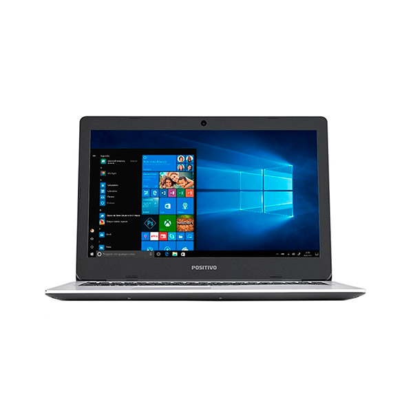 Notebook Positivo Motion i341TA i3 4GB 1TB W10SL