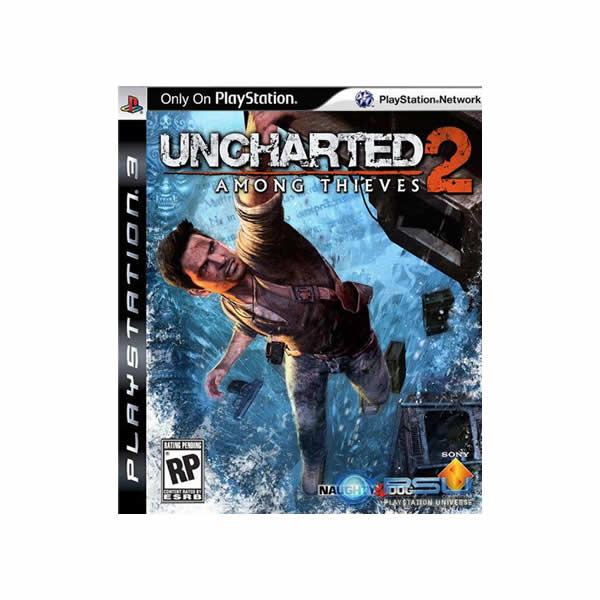 PS3 - UNCHARTED 2 SONY