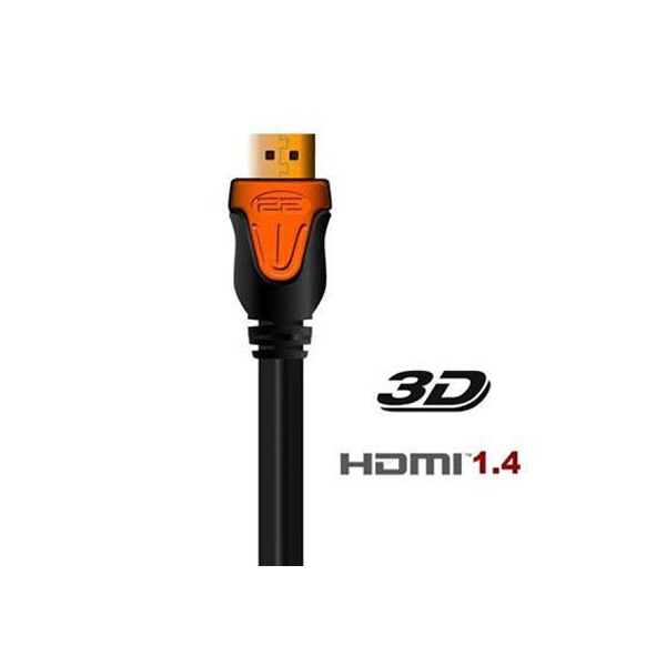 Cabo Áudio Vídeo HDMI G5Tech 3D 1.4 2,0M