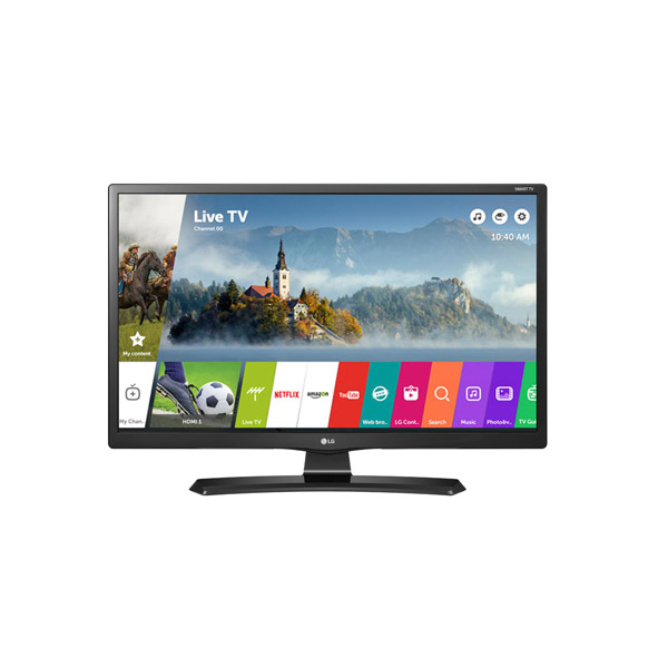 "TV 24"" LG Monitor Smart LED HD 24MT49S-PS"
