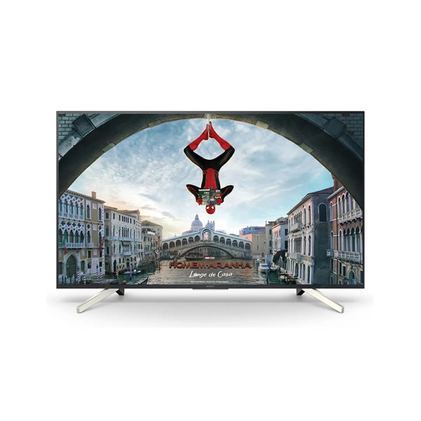 "TV 65"" Sony LED 4K HDR Smart KD-65X755F"