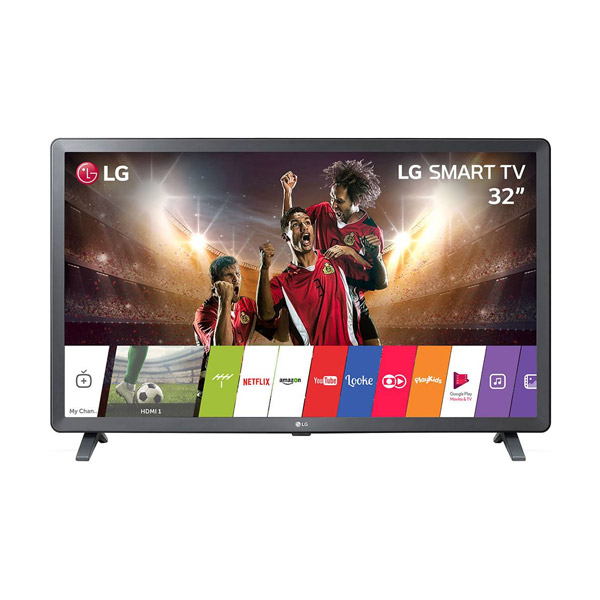 "TV 32"" LG LED HD Smart 32LK615BPSB - Preta"