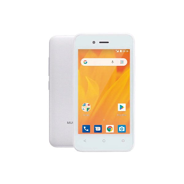 "Smartphone Multilaser 4.0"" MS40 G Quad Core Branco"