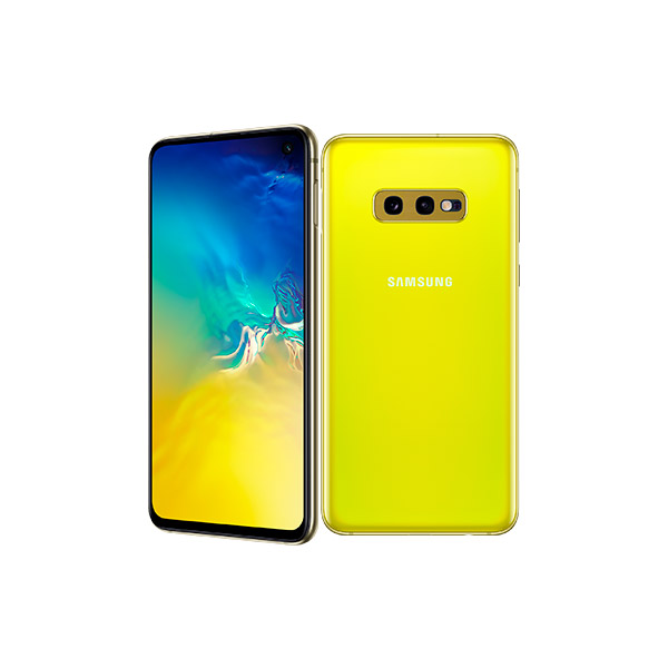 Smartphone Samsung Galaxy S10 YELLOW