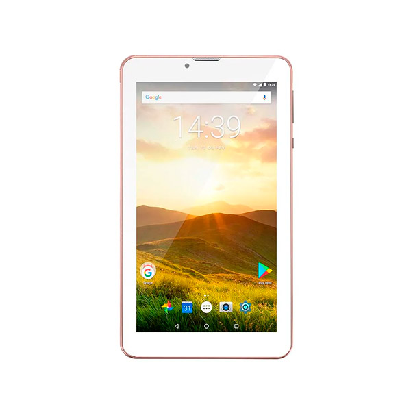 "Tablet Multilaser 7"" NB285 4G Plus M7 Rose"