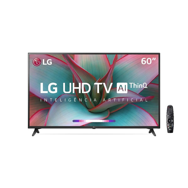 "TV 60"" LG LED 4K HDR Smart 60UN7310PSA"
